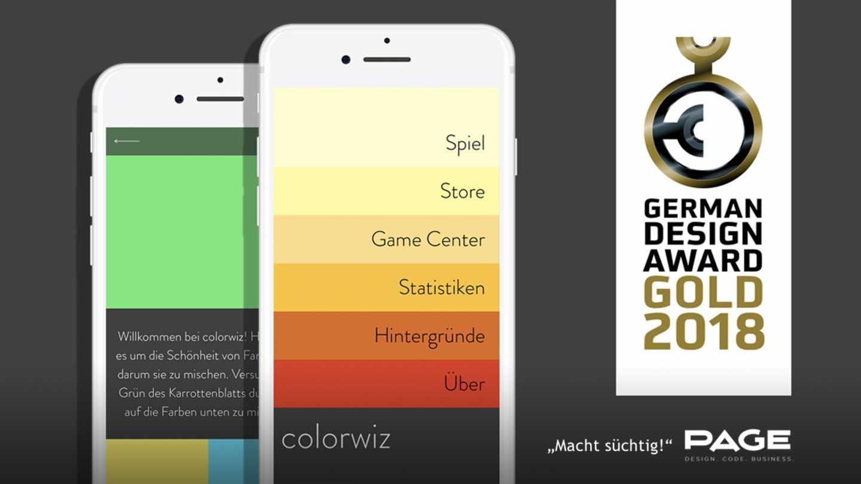 German Design Award - Gold