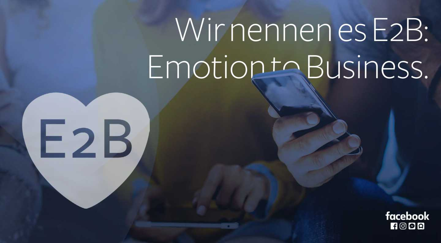Facebook - Emotion2Business